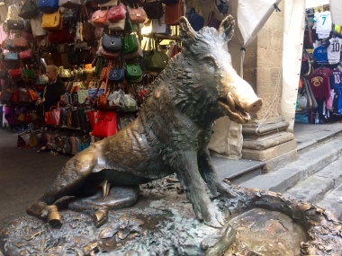 A Boar in Firenze