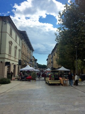 Lots to rummage through at Montecatini Market